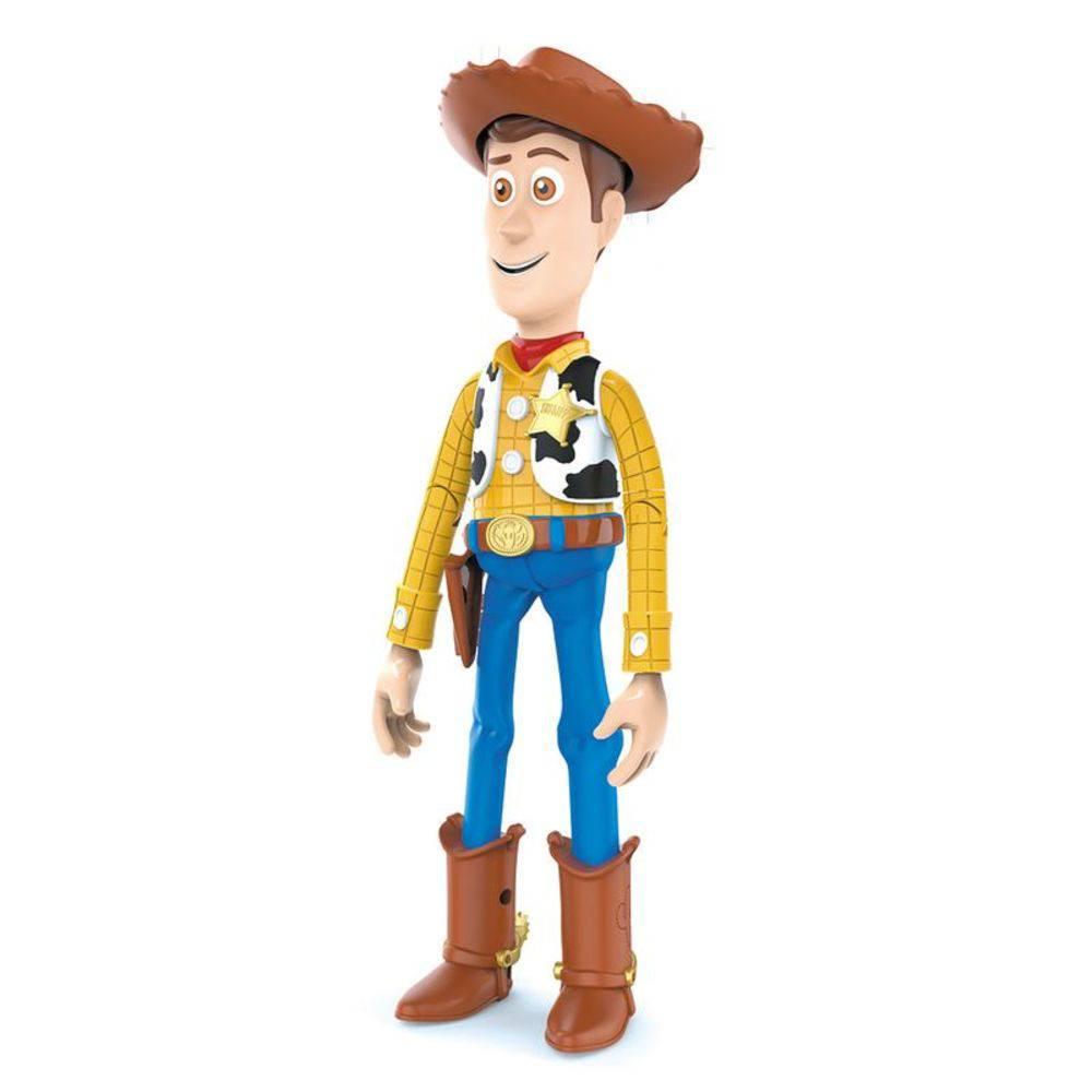 Boneco Woody (com Som): Toy Story - Toyng