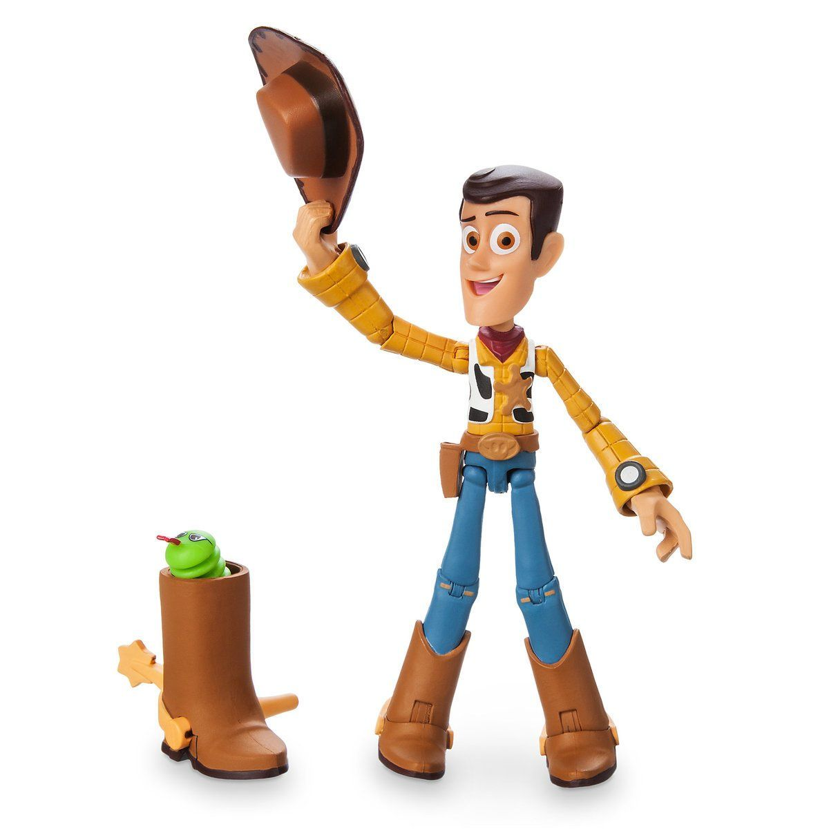 Boneco Woody: Pixar ToyBox - Disney