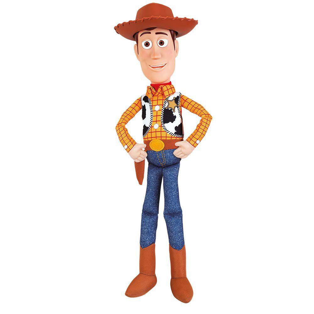 Boneco Woody: Toy Story - Toyng