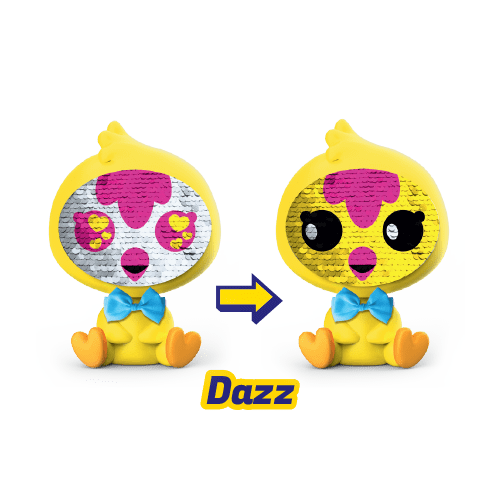 Boneco Zequins: Pintinho Dazz - DTC