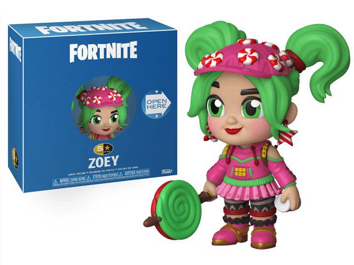 Funko Boneco Zoey: Fortnite (5 Star) - Funko