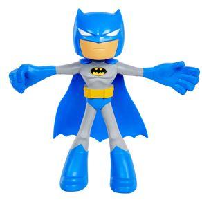 Bonecos Batman ''Uniforme Azul'': Flexíveis Dc - Super Heroes - Mattel (10cm)