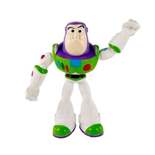 Bonecos Buzz Lightyear: Flexíveis Toy Story 4 - Mattel (10cm)