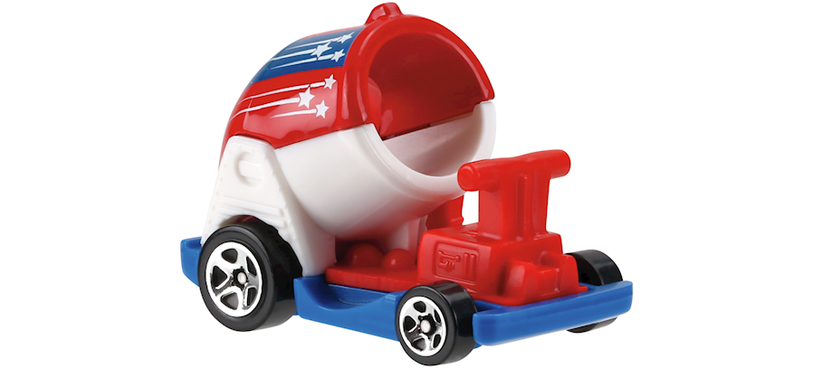 Boom Car - Hot Wheels