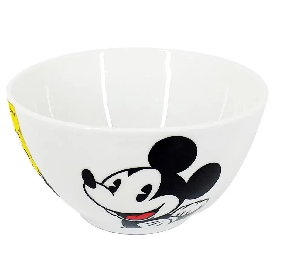 Bowl/Tigela de Porcelana Mickey Mouse: Disney