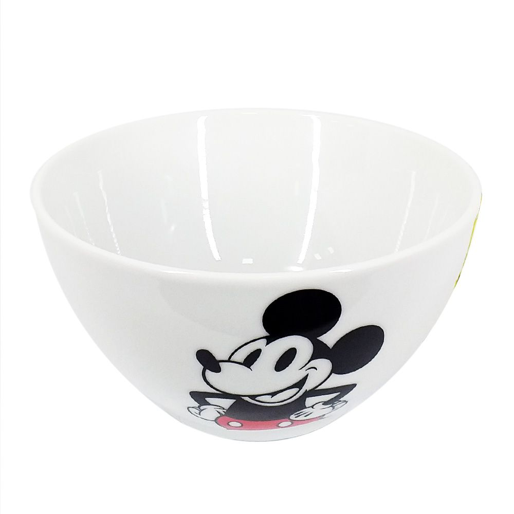 Tigela Bowl de Porcelana Mickey Mouse (It´s All About Mickey): Disney
