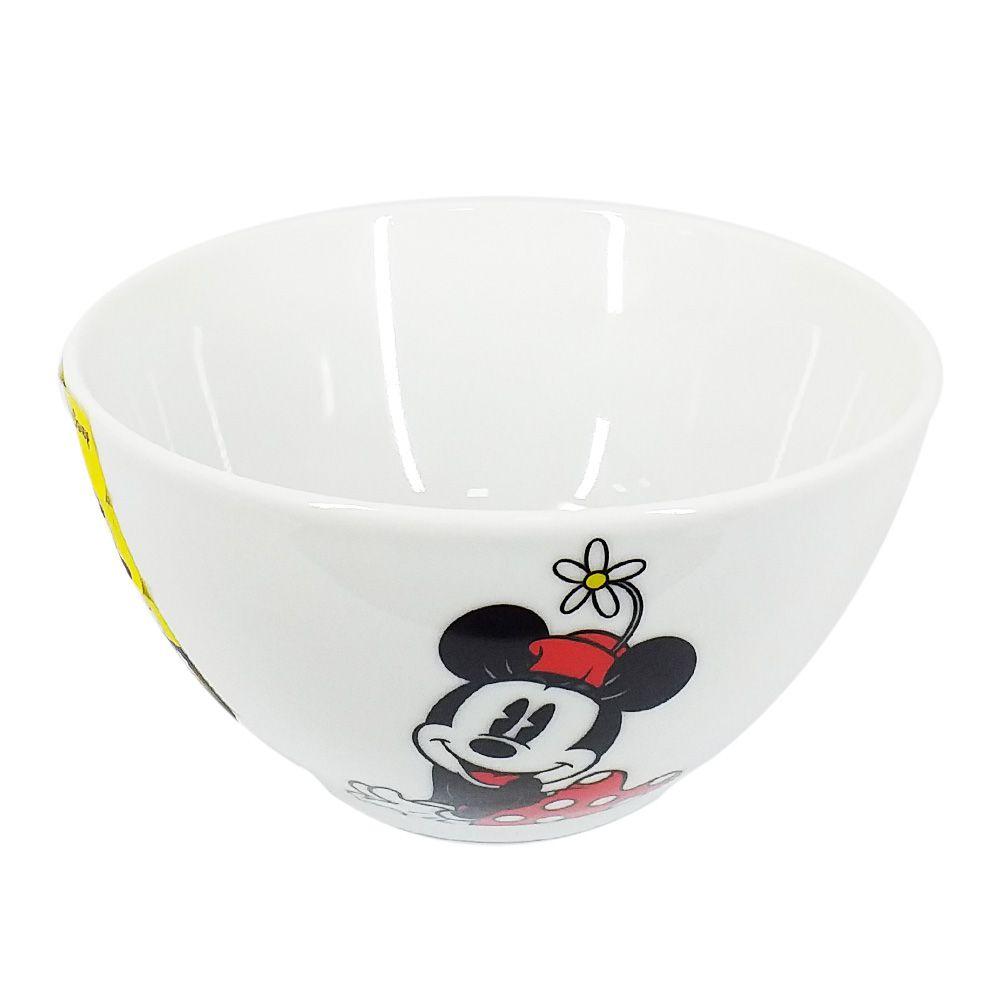 Tigela Bowl de Porcelana Minnie Mouse (It´s All About Minnie): Disney