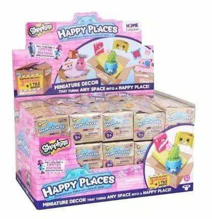 Box Surpresa Shopkins: Happy Places - DTC