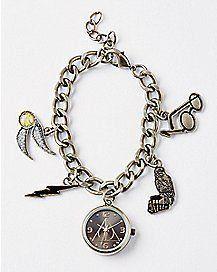 Bracelete com Relógio Harry Potter: Harry Potter - Accutime