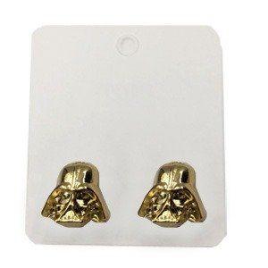 Brinco (Par) Darth Vader: Star Wars (Dourado)