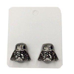 Brinco (Par) Darth Vader: Star Wars (Prateado)