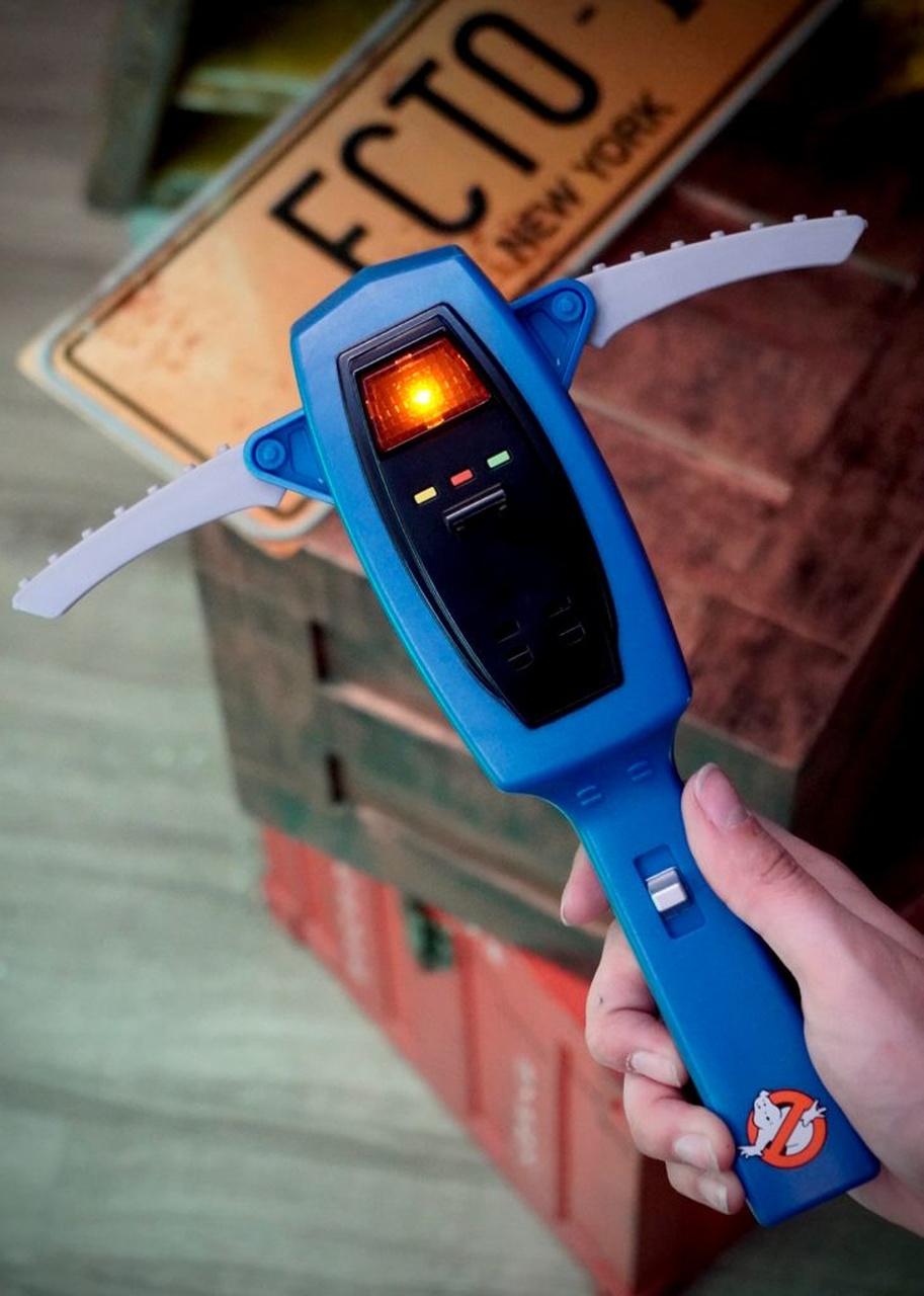 Brinquedo Detector PKE Os Caça Fantasmas Ghostbusters E9549 - Hasbro