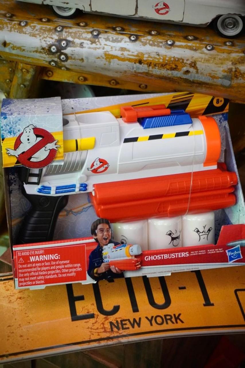 Brinquedo Lançador Mini Puft Os Caça Fantasmas Ghostbusters E9610 - Hasbro