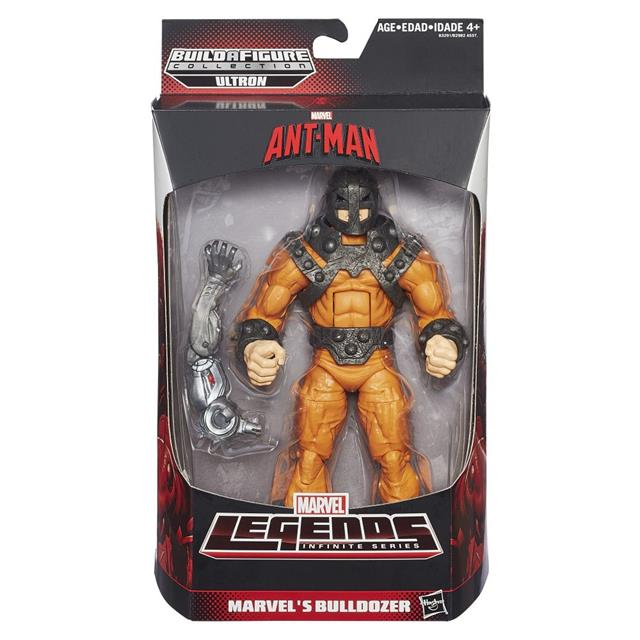 Bulldozer Marvel Legends Infinite Series - Hasbro
