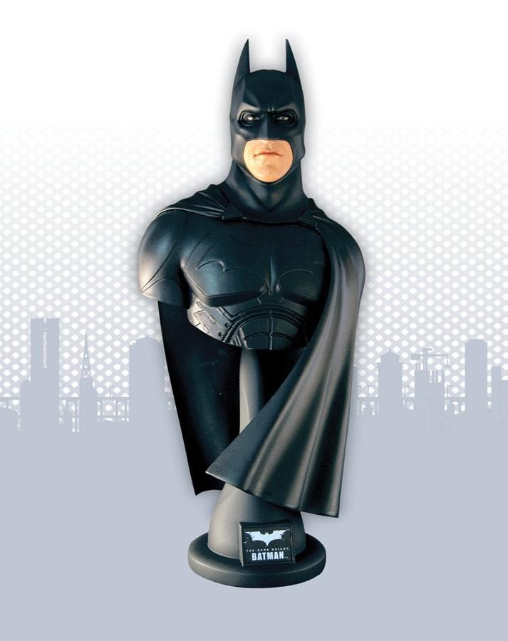 Busto Batman: O Cavaleiro das Trevas Escala 1/4 - Hot Toys