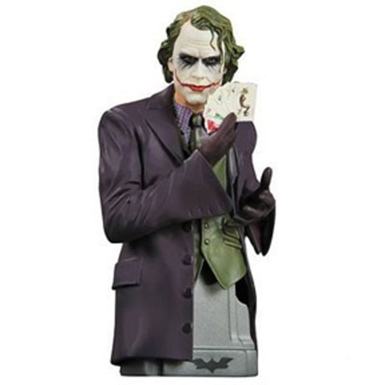 Busto Batman The Dark Knight : Joker - Dc Direct