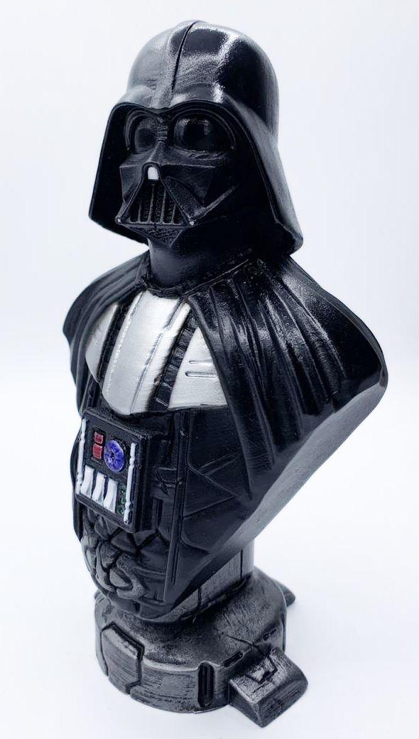 Estátua Busto Darth Vader: Star Wars - EV