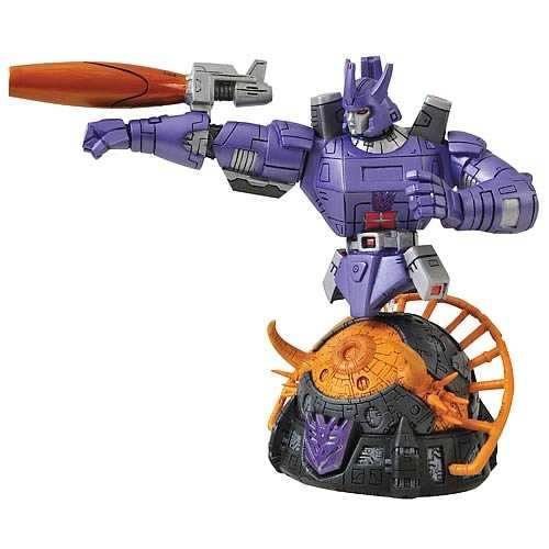 Busto Galvatron: Transformers - Diamond