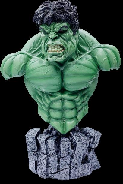 Busto Hulk: Marvel Comics