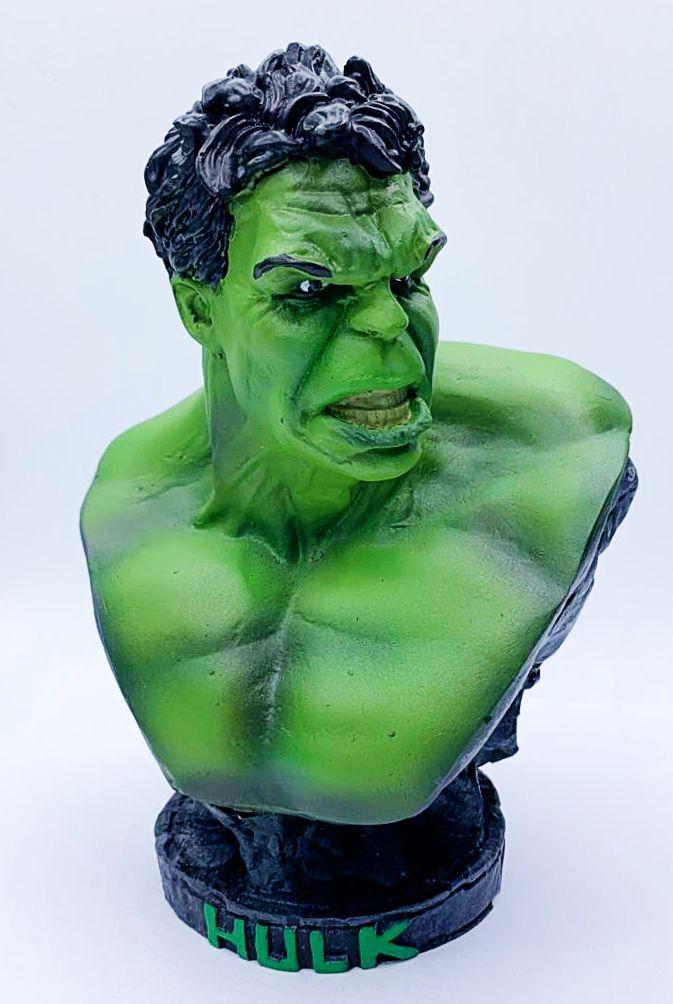 Busto Hulk: Os Vingadores (The Avengers)