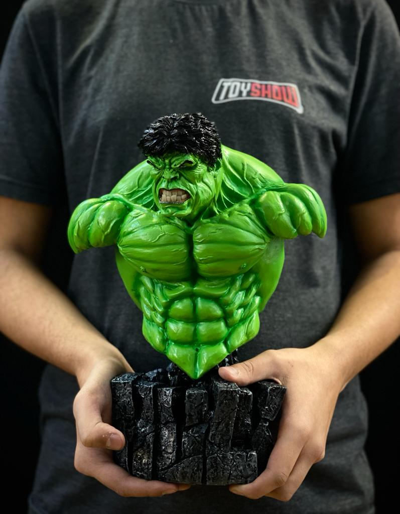 Busto Incrível Hulk: Marvel Comics - EV