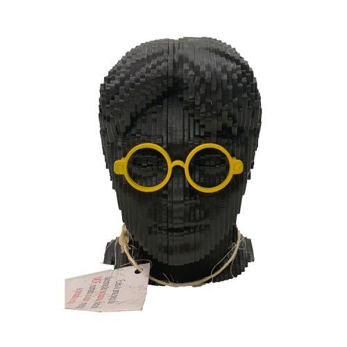 Busto MDF Harry Potter: Harry Potter (Preto)