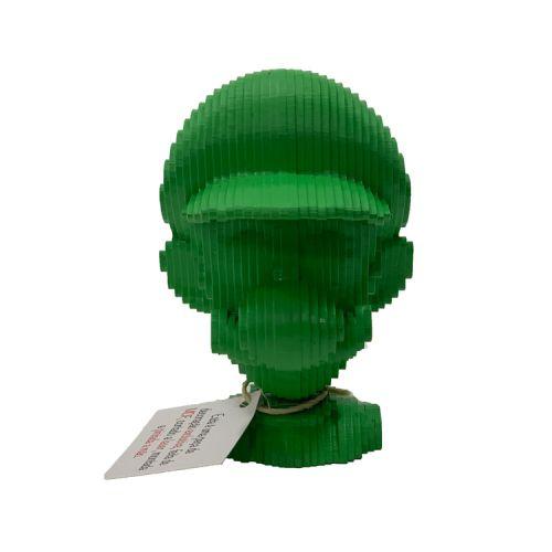 Busto MDF Luigi: Super Mario Bros