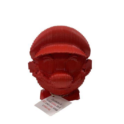 Busto MDF Mario: Super Mario Bros