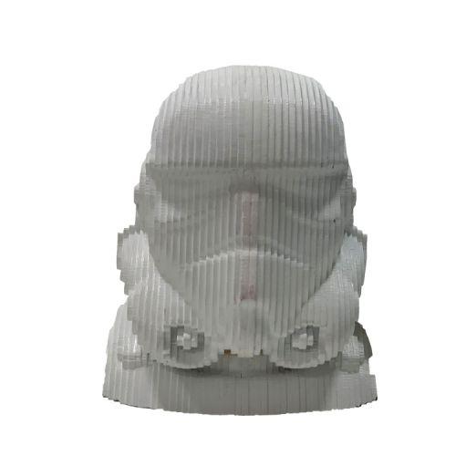 Busto MDF Stormtrooper: Star Wars