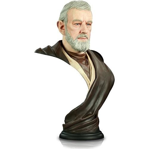 Busto Obi-Wan Kenobi: Star Wars Legendary Scale Bust - Sideshow - CG