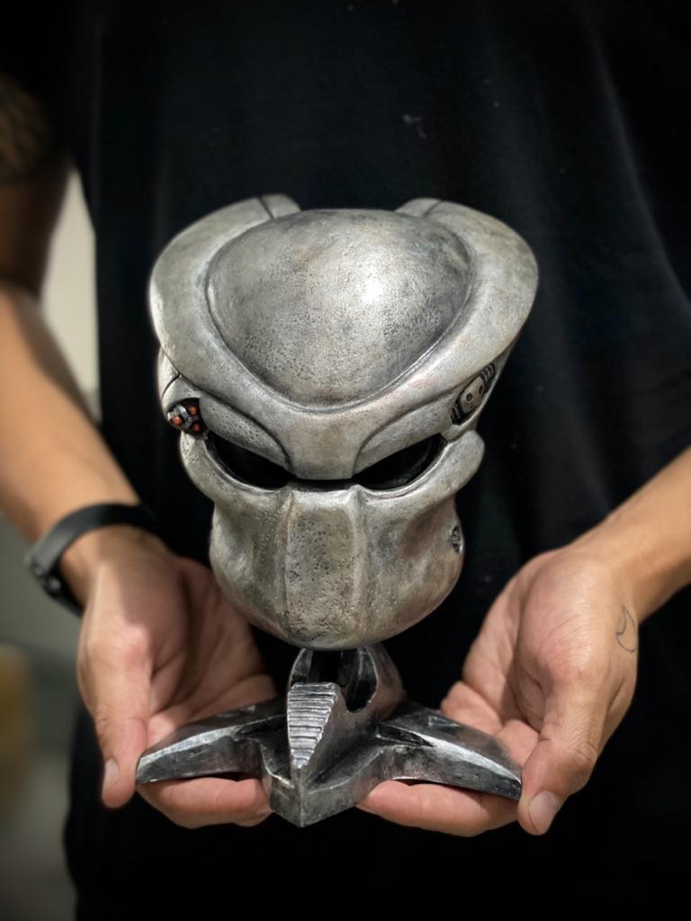 Busto Predadot Predator: Alien vs. Predador