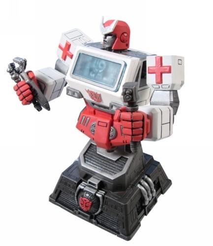 Busto Ratchet: Transformers - Diamond