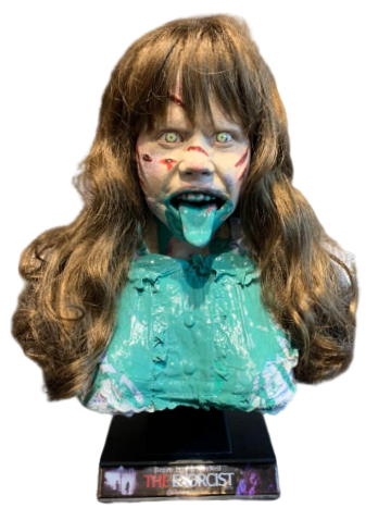 Busto Regan MacNeil (Vômito): O Exorcista (The Exorcist) Escala 1/1 - CD - EV