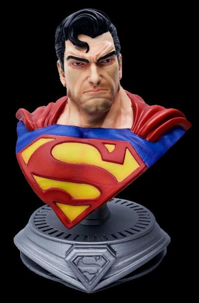 Busto Super-Homem (Superman): DC Comics - EV