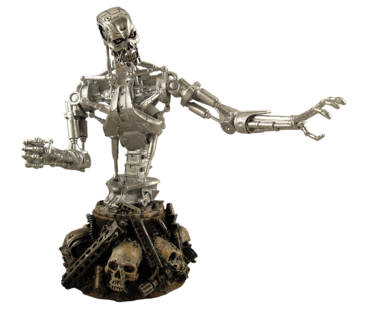Busto T-RIP: Terminator Salvation - DC Unlimited