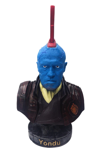 Busto Yondu: Guardiões da Galáxia (Guardians of the Galaxy) - Marvel
