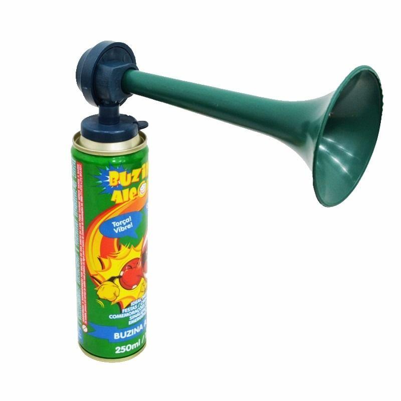 Buzina Spray Buzina da Alegria - Acessório de Carnaval