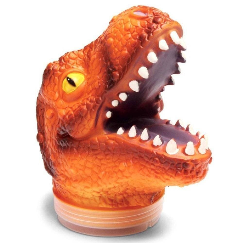 Cabeça Flex Com Miniaturas: Dinossauro T-Rex - DTC