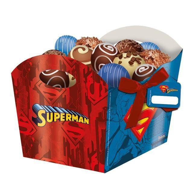 Cachepot Médio Superman - Festcolor