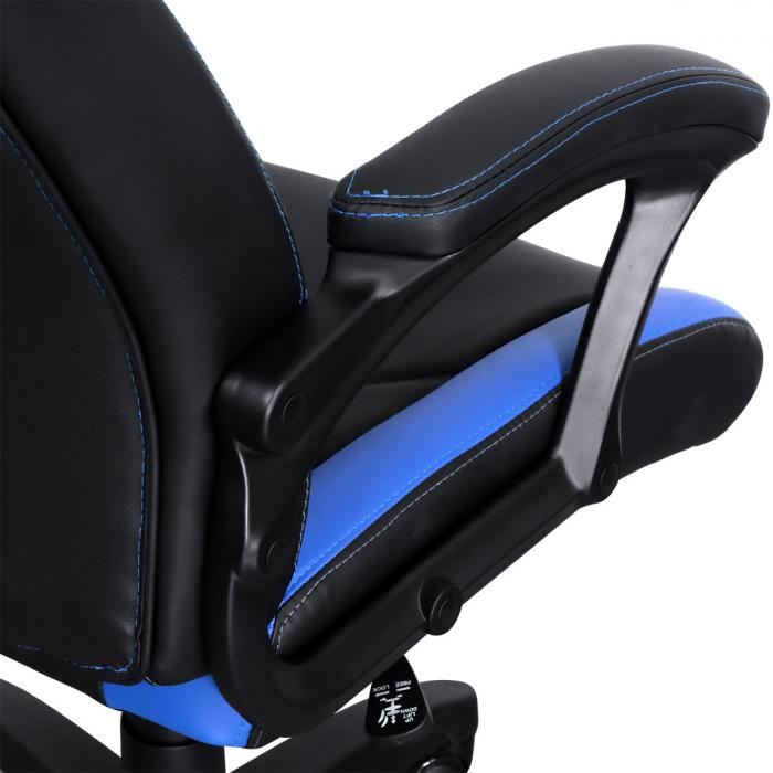 Cadeira Gamer Mad Racer V6 Turbo Azul GMADV6TAZ - Pcyes Razer Red Dragon Hyper X - CD