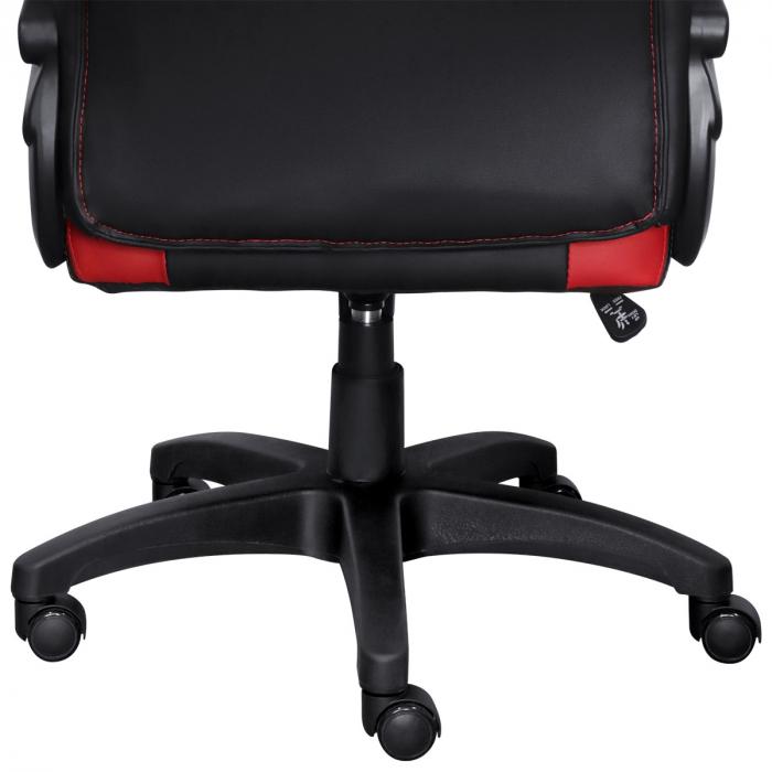 Cadeira Gamer Mad Racer V6 Turbo Vermelho GMADV6TVM - Pcyes Razer Red Dragon Hyper X - CD