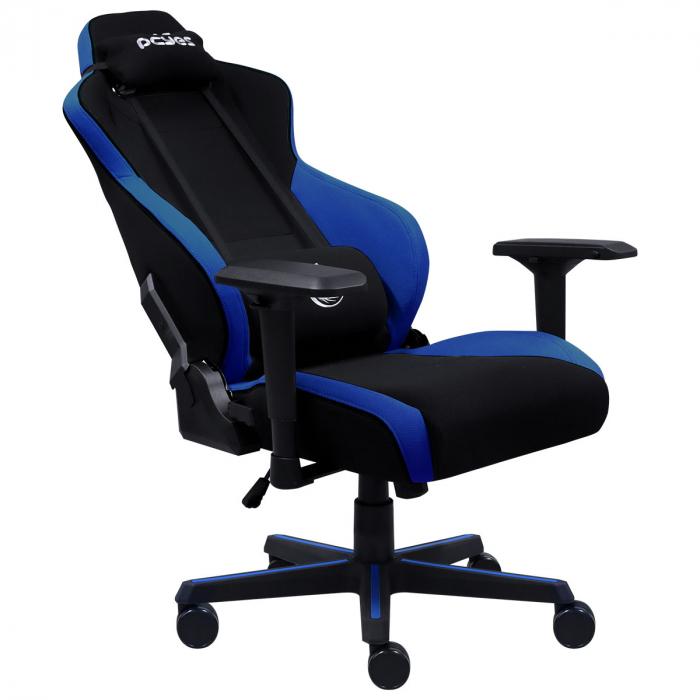 Cadeira Gamer Mad Racer V8 Turbo Azul V8TBMADAZ - Pcyes Razer Red Dragon Hyper X - CD