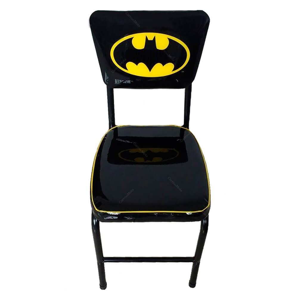 Cadeira Metal Bar DC - Batman - Preta