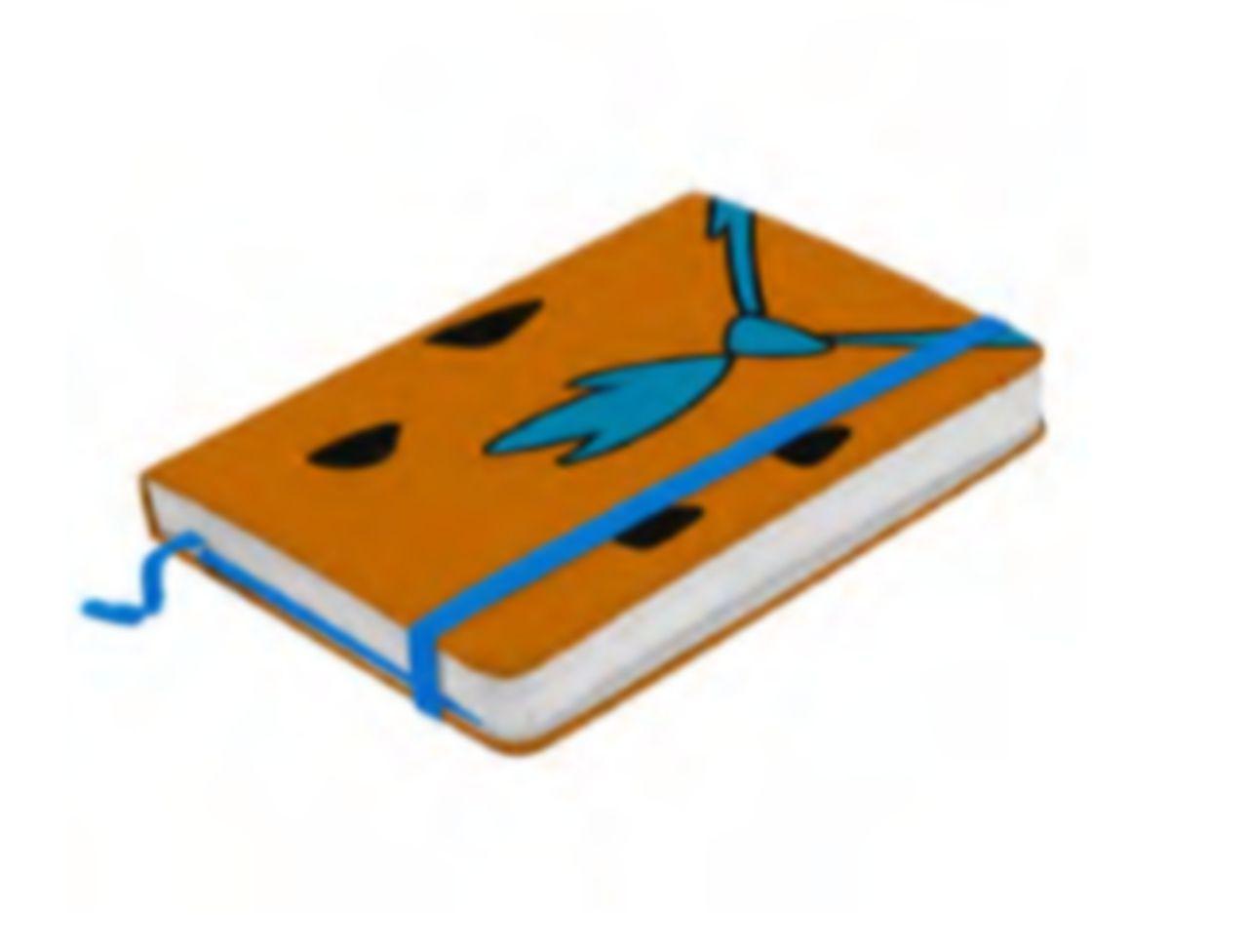 Caderneta de Anotação Fred: The Flintstones (A5)
