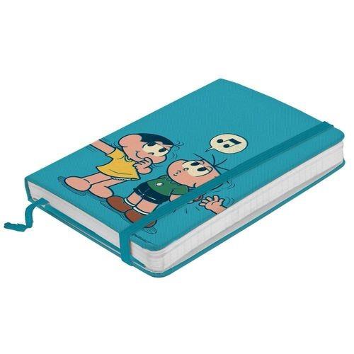 Caderneta de Anotação Magali e Cebolinha - Turma da Monica (A5)