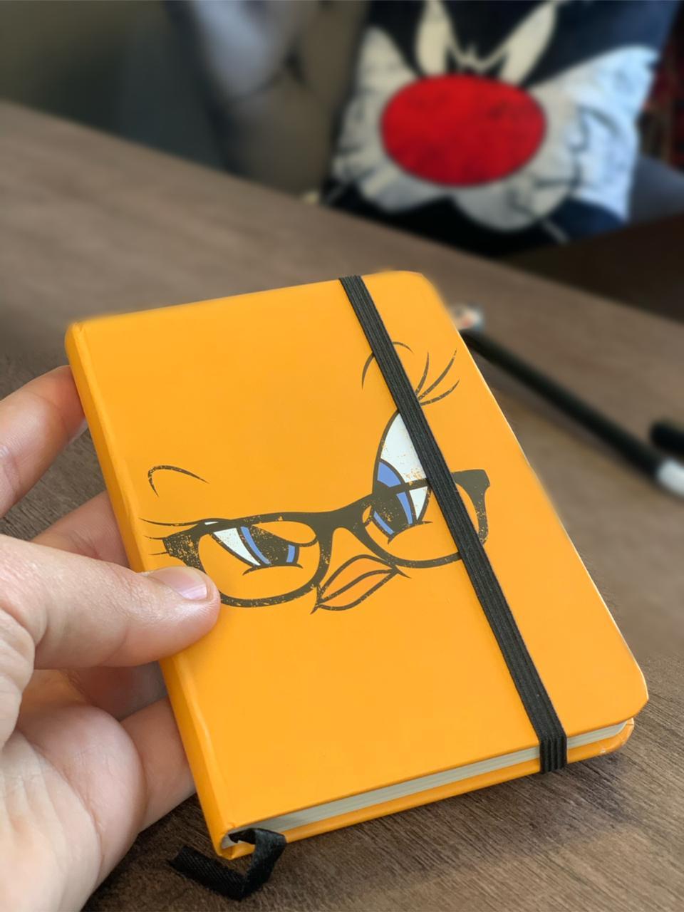 Caderneta de Anotação Piu-Piu: Looney Tunes (A5)