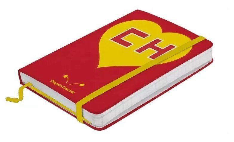 Caderneta de Anotações Chapolin (A5)