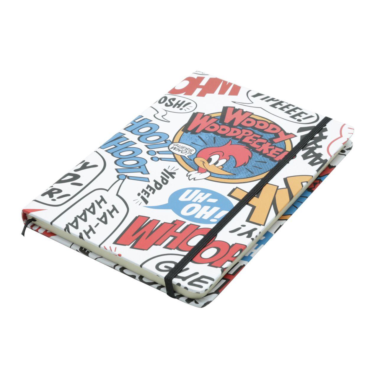 Caderneta de Anotações Pica-Pau (Woody Woodpecker) (A5)