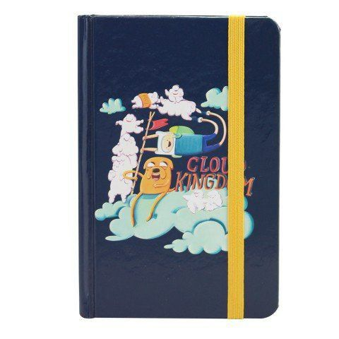 Caderno de Notas Hora de Aventura: Cloud Kingdom - Zona Criativa