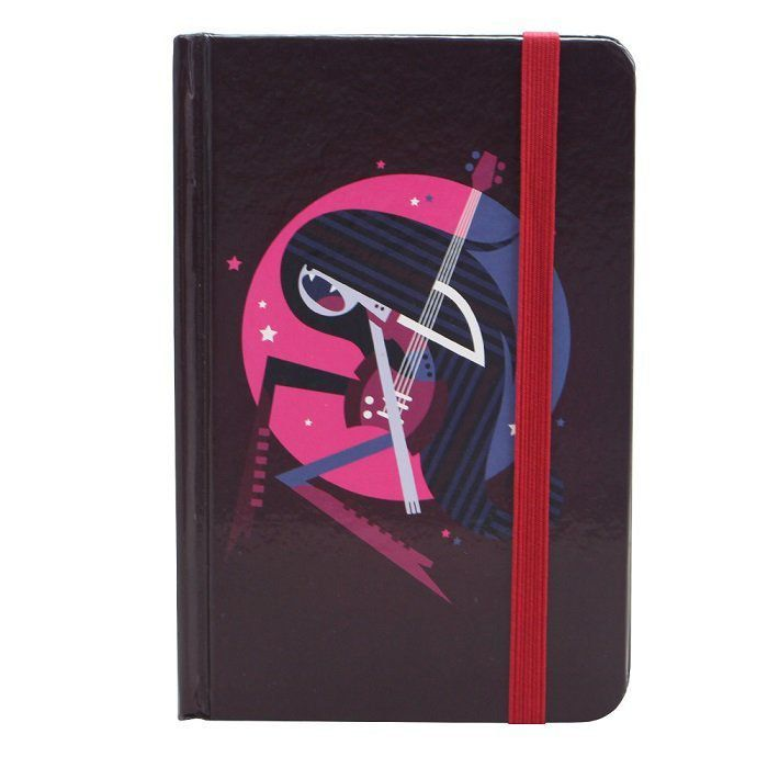 Caderno de Notas Hora de Aventura: Marceline - Zona Criativa
